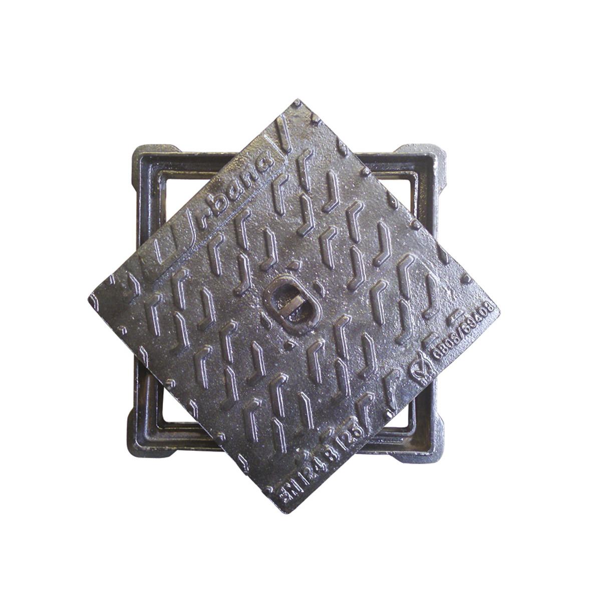 C.I. Manholes URBANA B125 30x30cm