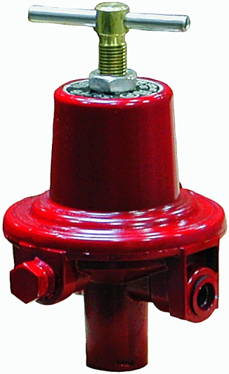 Gas pressure regulators - for LPG, Rego