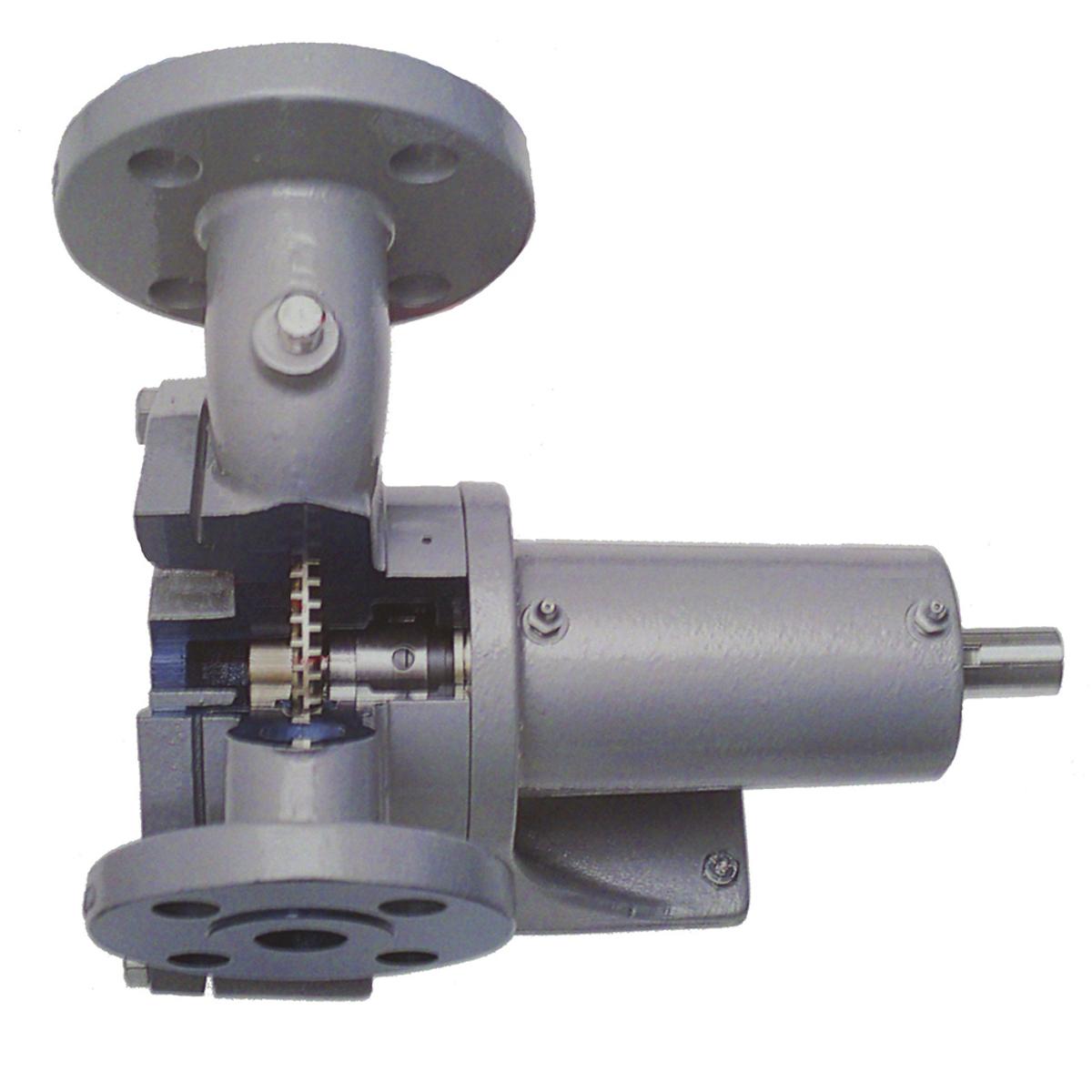 CORKEN Pumps DLD150MDA with Connetror