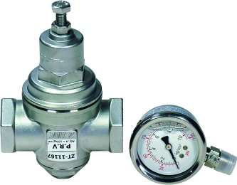 pressure reducing valves for water air etc stainless steel threaded z tide. Black Bedroom Furniture Sets. Home Design Ideas
