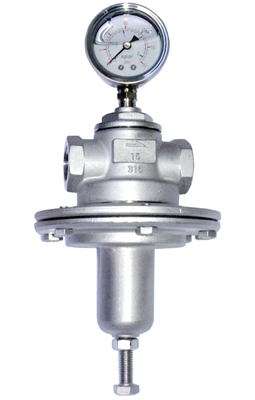 pressure reducing valves for water air etc stainless steel flanged z tide. Black Bedroom Furniture Sets. Home Design Ideas
