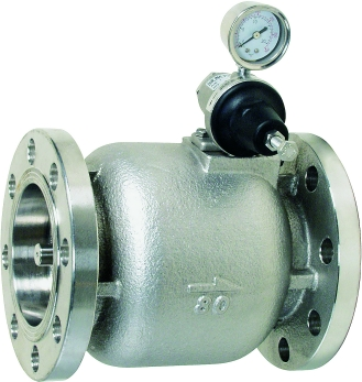 pressure reducing valves for water hydraulic type pilot operated large stainless steel. Black Bedroom Furniture Sets. Home Design Ideas