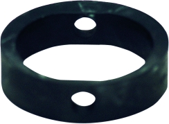 EPDM Seal Seat for Butterfly Valves, Food Qual. DN25/SMS